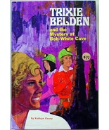 uncirculated Trixie Belden Mystery at Bob-White Cave no.11 Whitman Near ... - $24.00
