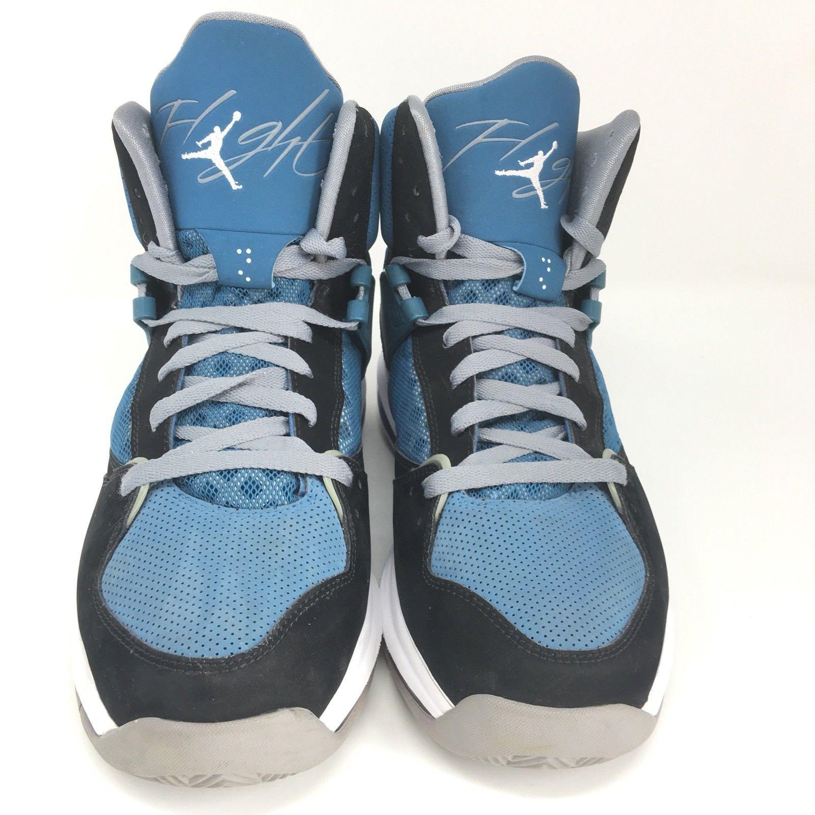 quality design 4248d 35d2c ... Nike Air Jordan Flight 45 Hi Max Dwayne Wade Basketball Shoes 524866-007  Size 9 ...
