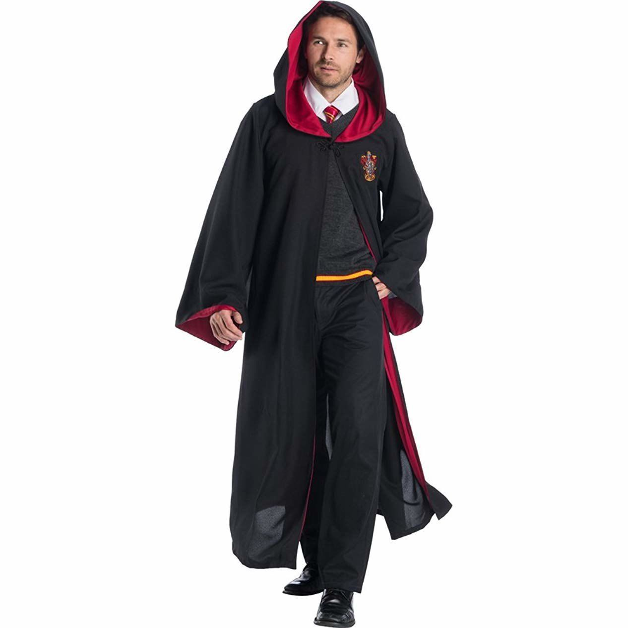 Charades Harry Potter Gryffindor Student Adult Unisex Halloween Costume 03581