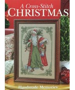 Handmade Memories A Cross Stitch Christmas book Cross Stitch & Needlework  - $36.00
