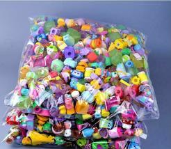Mini Fruit Figure Toys Children Gift 100 Pieces Action Figures Western Animation image 3