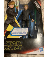 Star Wars Galaxy Of Adventures Jedi Knight Luke Skywalker Action Figure - $9.70