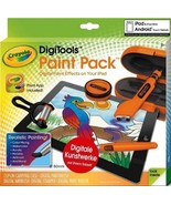 2 Crayola DigiTools Paint Pack Digital Paint Ef... - $9.49