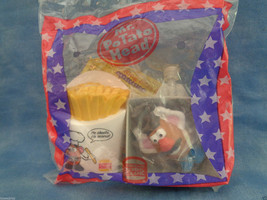 1998 Burger King Mr. Potato Head Basket Shoot Toy -- New Sealed - $1.73