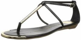 DV by Dolce Vita Women's Archer Thong Sandal 11 Black Stella - $34.65