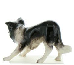 Hagen Renaker Dog Border Collie Ceramic Figurine image 5