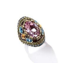 Heidi Daus Shirli Stunning Ring size 12 - $75.76