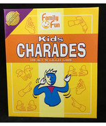 Cheatwell Games Charades Kids Imaginative Classic Party Game Play Young ... - $15.79