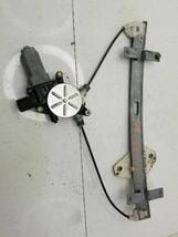 Passenger Rear Window Regulator Electric Fits 04-08 TL 515008 - $121.77