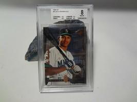 1994 UPPER DECK SP ALEX RODRIGUEZ #15 YANKEES GRADED BGS 8 NM-MT - $32.58