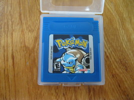 Pokemon Blue Version Nintendo Game Boy  - $9.99