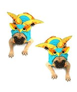 Dog Costume - COLORFUL OWL COSTUMES Dress Your Dogs Like Owls(Size 2) - $35.78