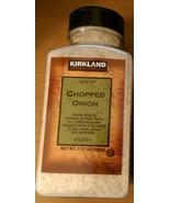Kirkland Signature Chopped Onion Gently Dried Finest Quality 11.7 oz - $13.32+