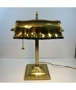 Vintage Brass Desk Lamp - $98.99