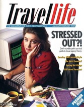 Travel Life Magazine for Travel Professionals Premier Issue January Febr... - $27.72