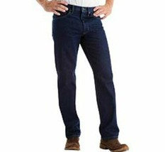 Lee Classic Fit Prewashed Blue Jeans In Waist Sizes 29 to 60 with 34 Inseam - $35.99
