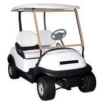 Classic Portable Deluxe Golf Cart Windshield - $762,04 MXN