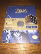 THE LEGEND OF ZELDA BREATH OF THE WILD COIN COLLECTOR'S ALBUM NINTENDO 2018 - $18.66