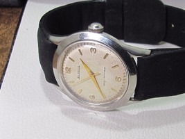 Benrus mechanical Swiss vintage watch serviced ... - $199.75