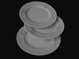 MIKASA Serenade  Pink  dinner plates (4 available) - $9.99