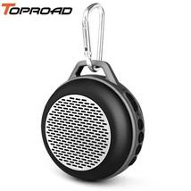 TOPROAD® Mini Bluetooth Speaker Altavoces Portable Wireless Stereo Bass ... - $20.92