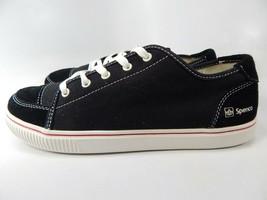 Spenco CVO S2 Talla Us 9M (D) Ue 42,5 Hombre Zapatillas Zapatos de Diario Negro