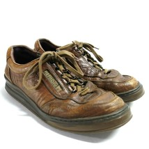 Mephisto Runoff Air Jet Distressed Leather Comfort Walking Shoes Men's 9... - $50.00