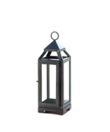 "Tall Slate Lantern 12.8""H by Gallery of Light - $20.85"