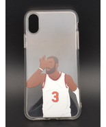 """FCMSC019 "" CLEAR SPORTS IPHONE CASES - $16.98"