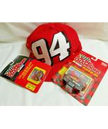 Racing Champions 1997 Bill Elliott #94 2 McDonald's NASCAR Cars & Cap Hat - $28.96
