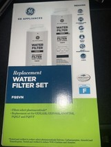 GE Replacement Water Filter Set FQSVN - $40.00