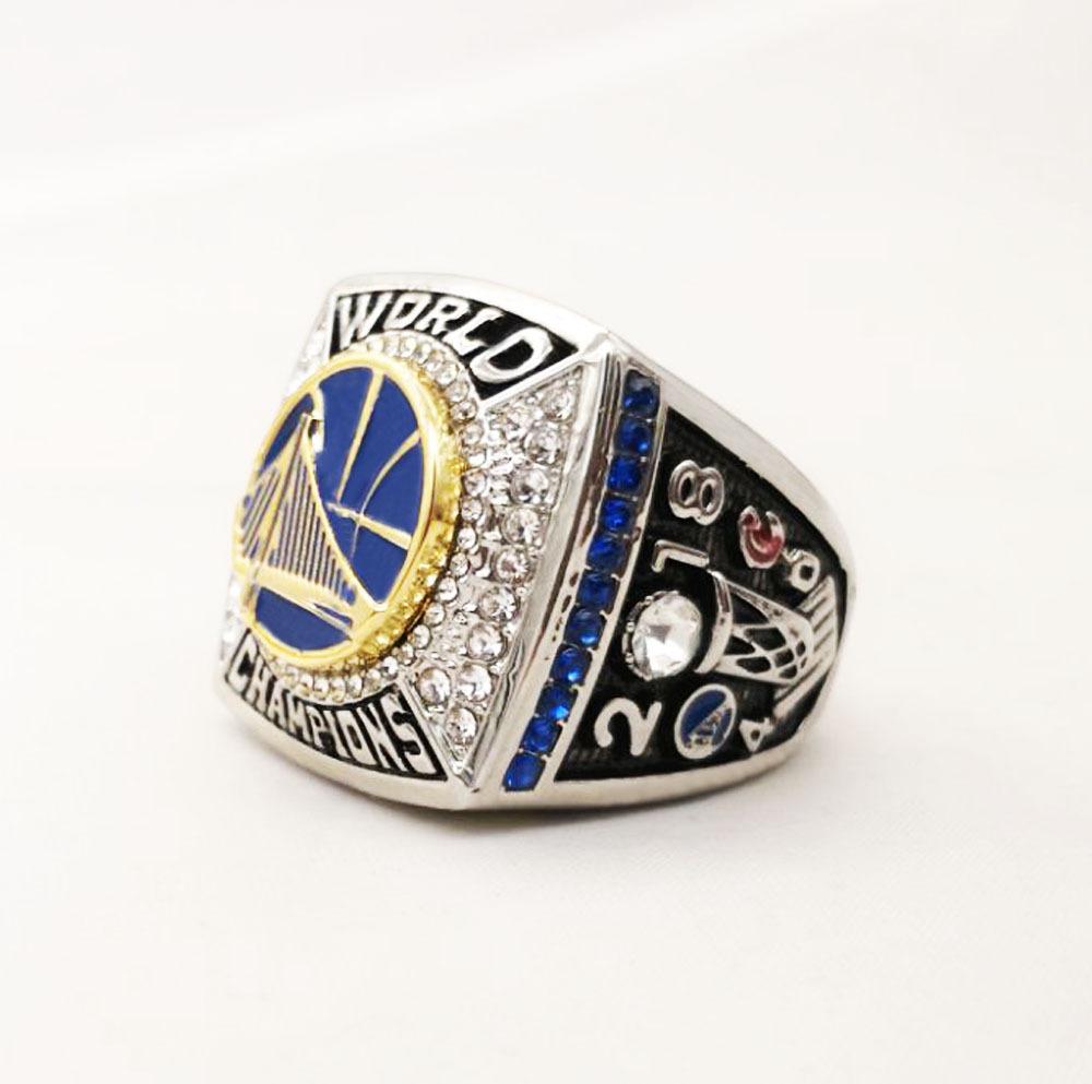 Golden State Warriors Championship: Newest 2018 Ring Championship Warriors Basketball Design