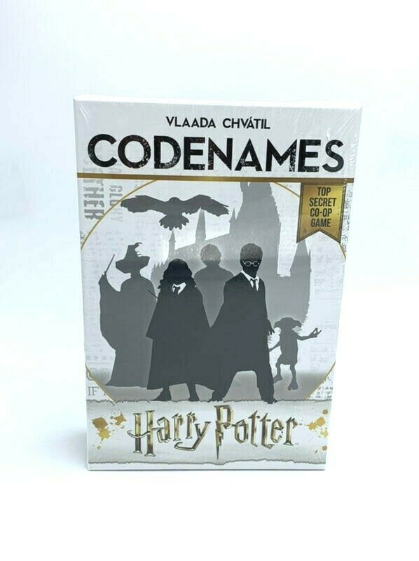 Primary image for NEW Harry Potter Codenames Card Game