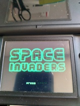 Nintendo Game Boy Advance GBA Space Invaders image 1