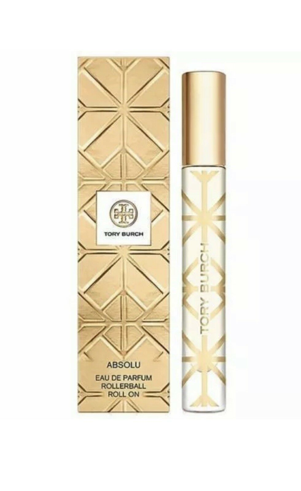 Primary image for TORY BURCH - ABSOLU EAU DE PARFUM ROLLERBALL ROLL ON 0.2 fl oz / 6 ml New In Box