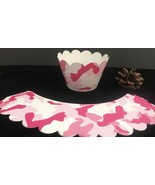 Wedding Party Decorations,24pcs Cupcake Wrappers,Cake Wrappers,Chocolate... - $15.40