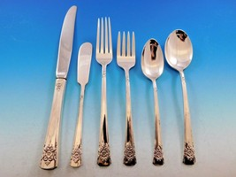 Dorchester by International Sterling Silver Flatware Set for 8 Service 48 Pieces - $1,695.75
