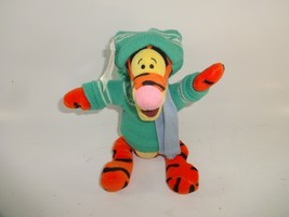 "NWT Disney Store - Winnie The Pooh Tigger ""Jumper Tigger"" Bean Bag Plush... - $16.04"