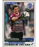 Rodrigo Rey Club Deportivo Godoy Cruz Argentine #185 Soccer Sport Card P... - $1.50