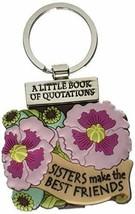 Quotation Book Stylish, Unique Key Chain - US SELLER - $16.44