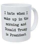 Funny 11oz Coffee Mug Gift Idea for Democrats, Men, Women Who Do Not Lik... - $14.95