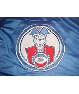 Virginia Squires ABA 1970 Hardwood Throwbacks Blue Shooting Warmup Shirt... - $197.99