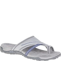 Merrell Women's Terran Post II Athletic Sandal, Sleet, 8 M US - $76.63