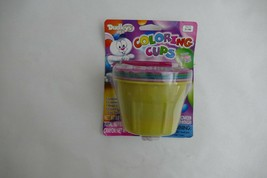 NEW Easter Egg coloring kits including cups, tray, etc. - $9.49