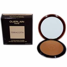 Guerlain Terracotta The Bronzing Powder NATURAL&LONG-LASTING Tan 10G #05-G42118 - $58.91