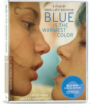 Blue Is the Warmest Color [Criterion Collection Blu-Ray Disc Set New] - $29.99