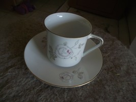 Johann Haviland Sweetheart Rose cup and saucer 20 available - $5.79