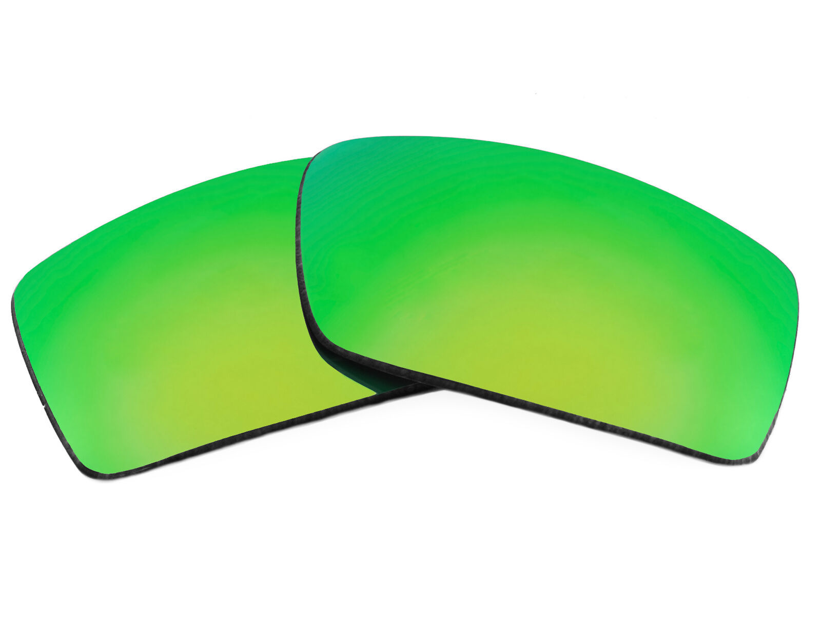 Primary image for Polarized Replacement Lenses for Oakley Gascan Sunglasses Anti-Scratch Green