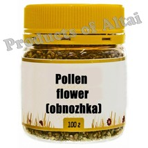 Flower bee pollen,100 g. FOR IMMUNITY. 100% natural. Altai. - $20.79