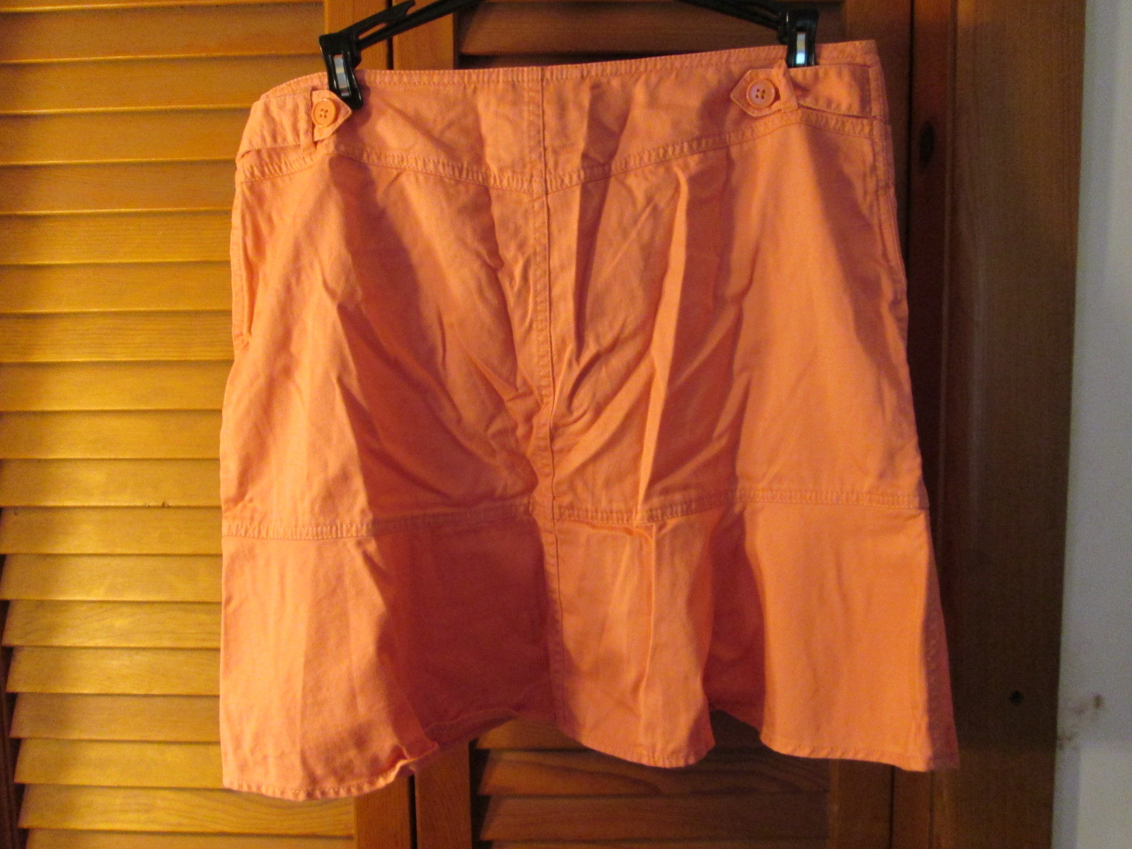 Womens Skirt Size 2 Loft Coral TF179/ALS